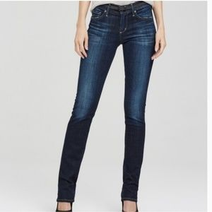 COH Ava Low Rise Straight Stretch Jeans